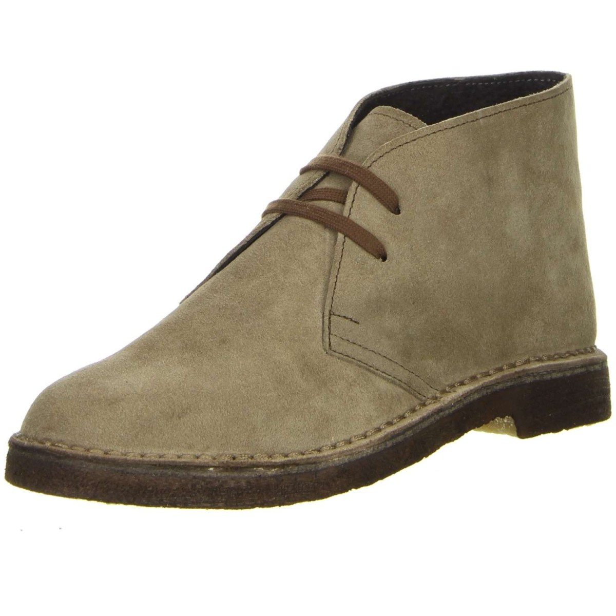 petros compfort damen herren desert boots beige ebay. Black Bedroom Furniture Sets. Home Design Ideas